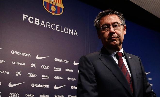 Barcelona'da eski başkan Bartomeu ve üç yönetici gözaltına alındı