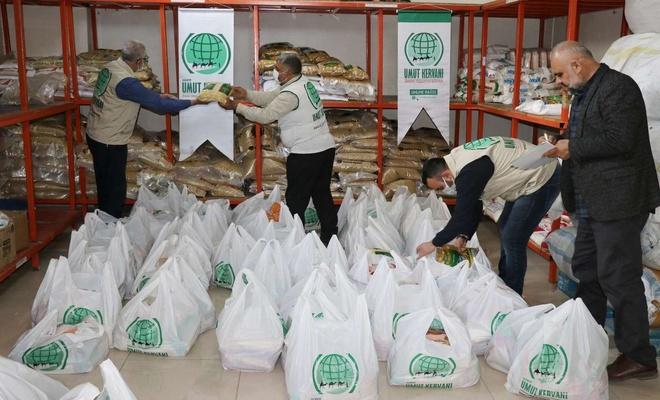 Gaziantep Umut Kervanı'ndan hayırseverlere yardım çağrısı