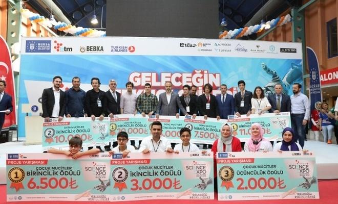 Türkiye`nin en büyük bilimsel etkinliğinde 110 bin TL ödül!