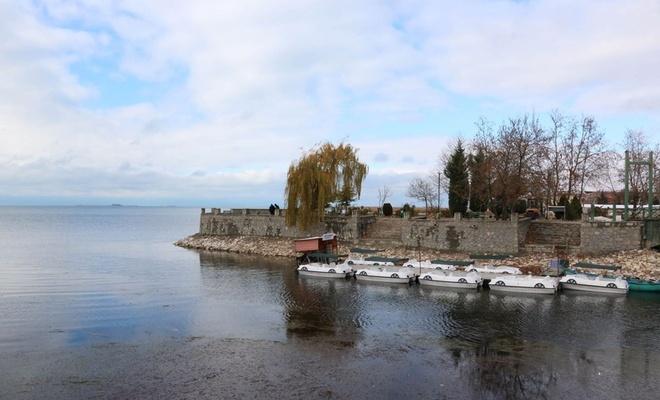 Türkiye'nin en büyük tatlı su kaynağı kuruyor