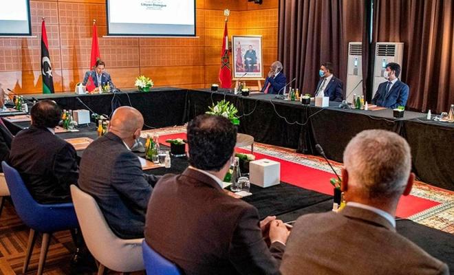Libya'daki taraflar 'ateşkesin güçlendirilmesi' için Fas'ta bir araya geldi