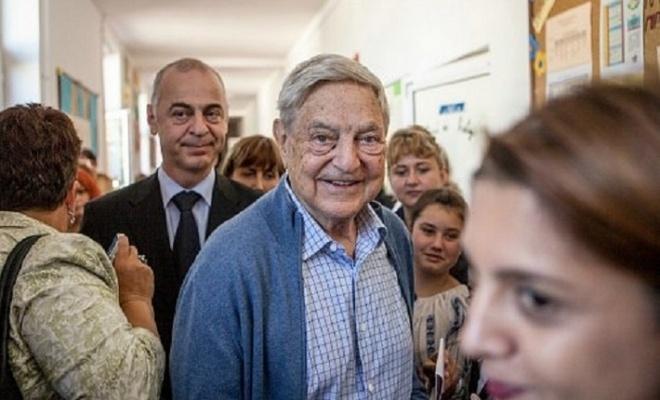 Soros'un terörist ilan edilmesi için 240 bin imza