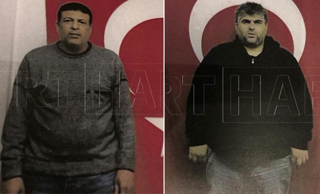 İstanbul'da yakalanan iki ajan tutuklandı