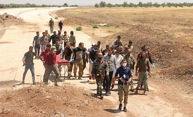 SMO ve Baas rejim güçleri arasında esir takası