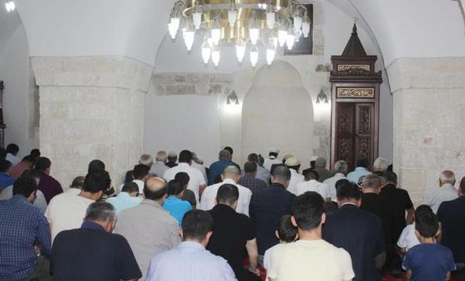 Nusaybin`de de ilk teravih heyecanı