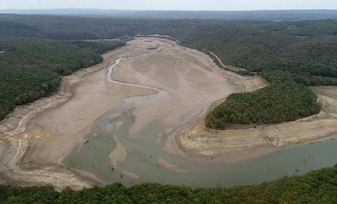 Barajlardaki doluluk 10 yılın en düşük seviyesinde