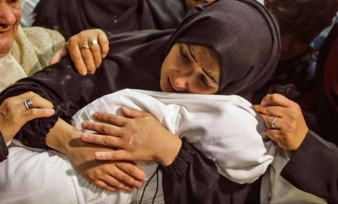 Siyonist işgalciler 15 çocuğu şehid etti
