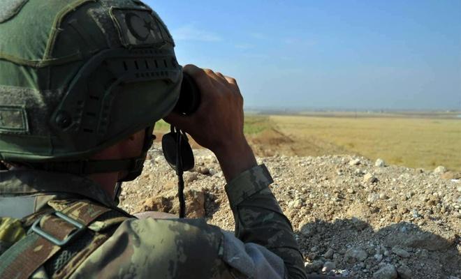 Bir PKK mensubu teslim oldu