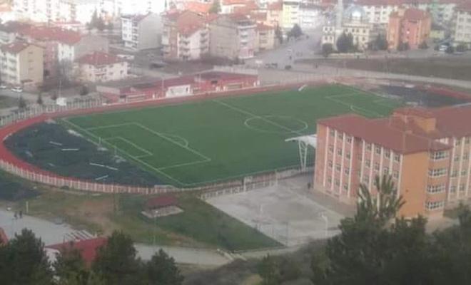 Simav'da cuma namazı stadyumda da kılınabilecek