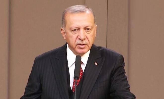 Erdoğan: NATO'nun kendini güncellemesi kaçınılmazdır