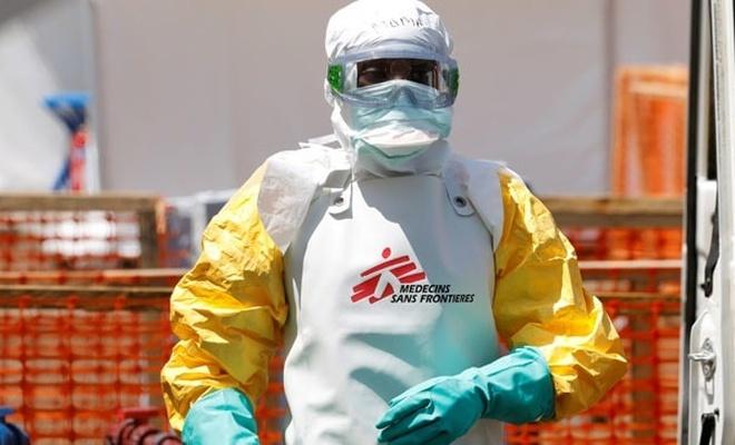 Bu ülkede bir buçuk ayda eboladan bin 984 kişi öldü!