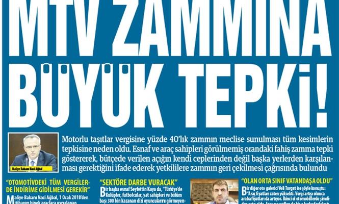 MTV ZAMMINA BÜYÜK TEPKİ!