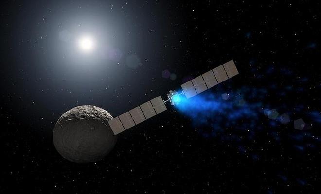 NASA altın ve değerli metal yüklü 700 kentilyonluk dev asteroid keşfetti