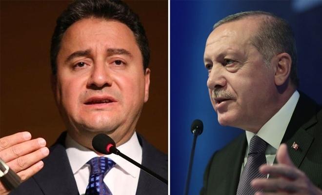 'Erdoğan, Babacan'a 'ne yapacaksanız burada yapın' dedi.