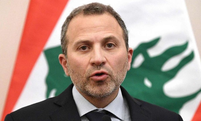 ABD Lübnan cumhurbaşkanının damadına yaptırım uyguladı