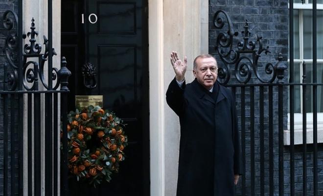 Londra'da Suriye konulu Dörtlü Zirve sona erdi