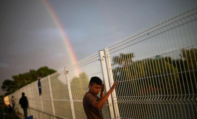 Amerika Meksika sınırında bir göçmen çocuk daha öldü