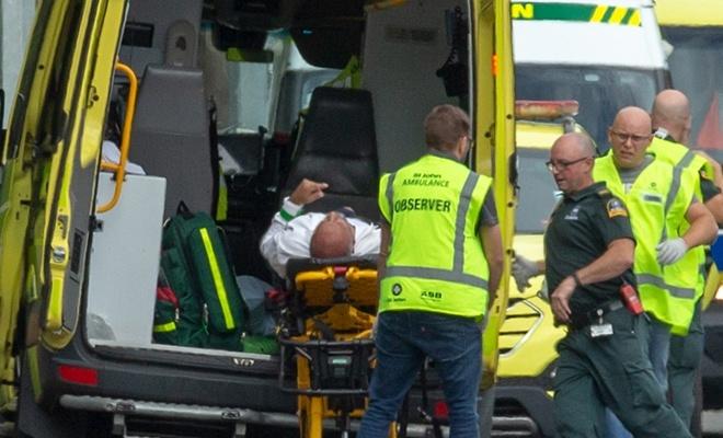 Cami saldırısına ilişkin 4 kişi yakalandı