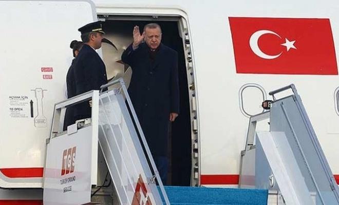 Erdoğan NATO Liderler Toplantısı için İngiltere'ye gidecek
