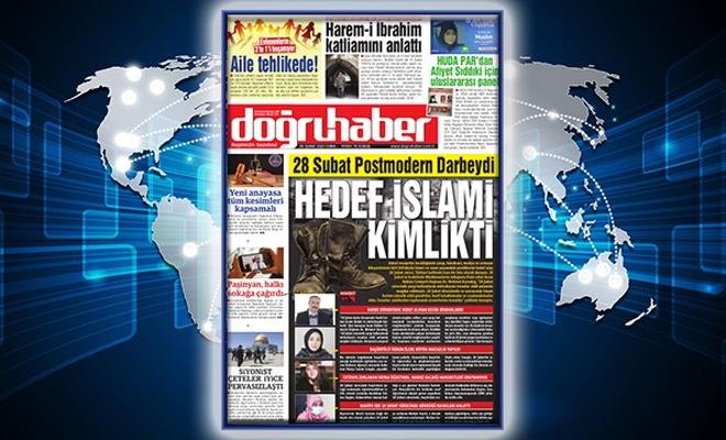 28 Şubat Postmodern Darbeydi HEDEF İSLAMİ KİMLİKTİ