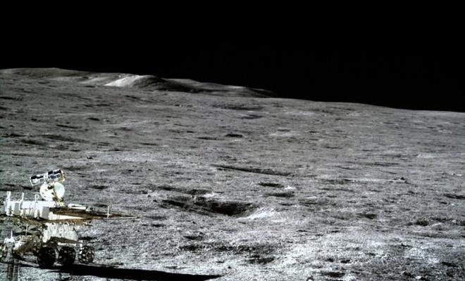 Çin, Ay'ın öteki tarafından yeni görüntüler yayınladı