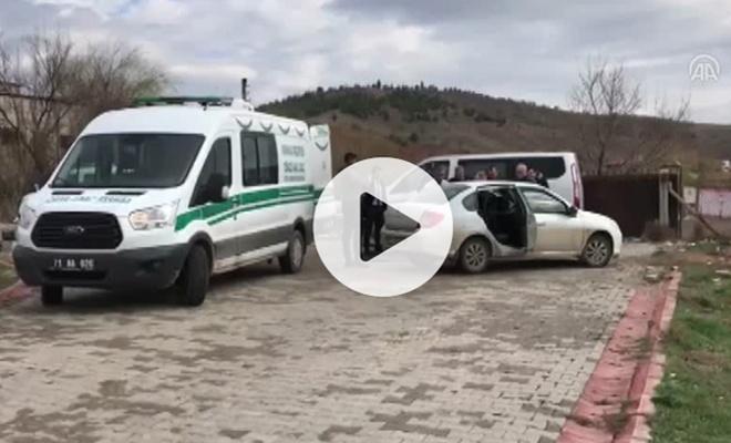 Kırıkkale`de erkek cesedi bulundu