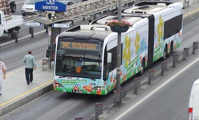 İstanbul'da metro ve tramvaylara kısıtlama düzenlemesi