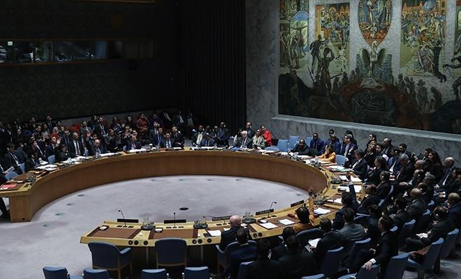 BM'de ABD'nin Venezuela tasarısına veto