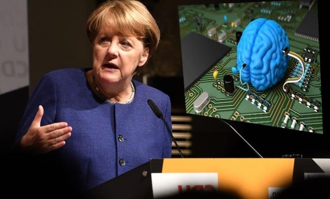 Almanya`dan yapay zekaya 3 milyar avro