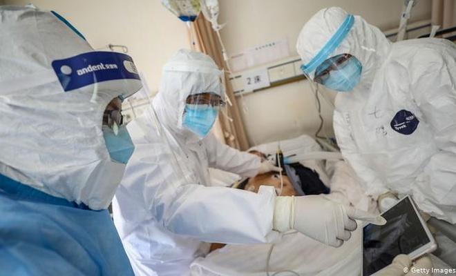 Koronavirüs: 'Kara Veba'ya benzer bir insani kriz kapıda'