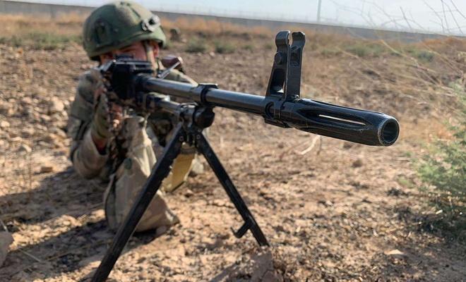 Tel Rıfat bölgesinde 3 PKK mensubu öldürüldü