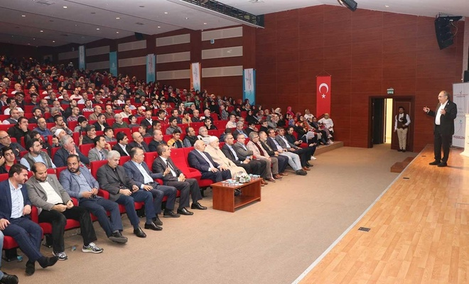 İstanbul'da 'Son Kale Aile' konferansı düzenlendi