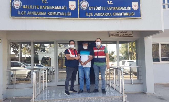 Şanlıurfa'da kasten öldürme suçundan aranan şahıs gözaltına alındı