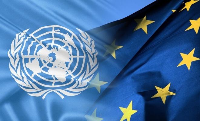 AB'den BM'ye ''Libya'' desteği