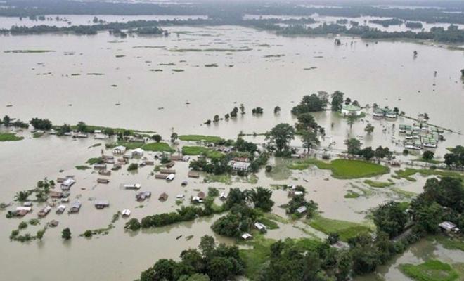 Hindistan'da sel ve heyelan: 47 ölü