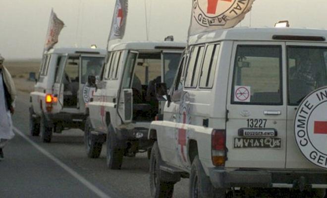 Taliban, Kızılhaç yasağını kaldırdı