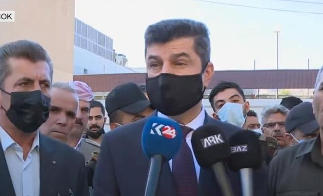 Duhok Valisi: PKK'nin Kürtler ve Kürdistan'a faydasını görmedik!