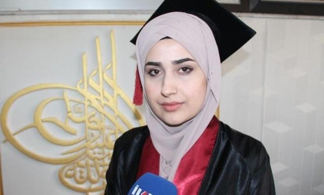 Suriyeli Zeynep`ten sitem: Kimsenin hakkını gasp ettiğim yok