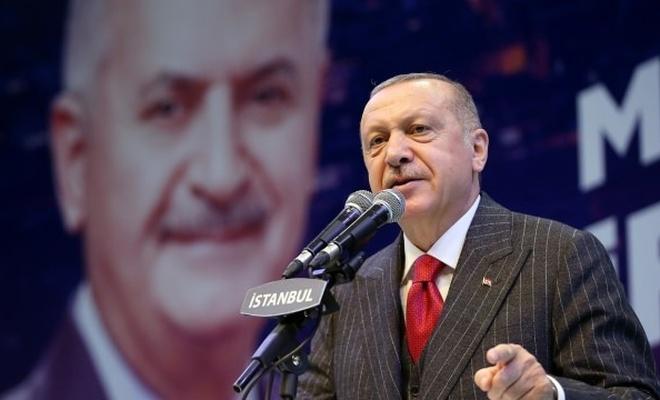 Başkan Erdoğan: 'Tam bir felakettir'