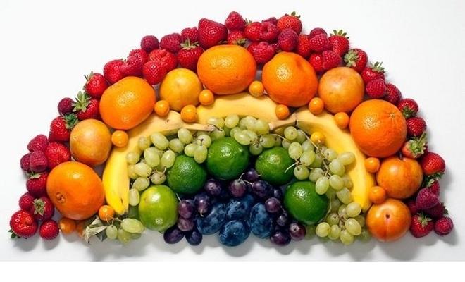 Sağlıklı beslenmenin yolu renkli tabaklardan geçiyor