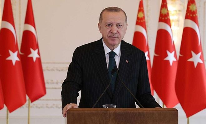 """Cumhurbaşkanı Erdoğan: """"ABD'nin yaptırım kararı ülkemize aleni saldırıdır"""""""