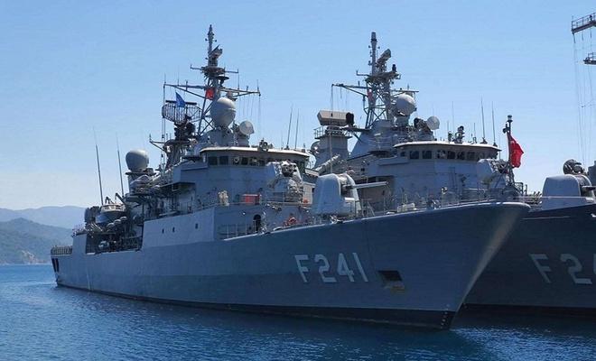 Türkiye, Ege'de yeni NAVTEX ilan etti