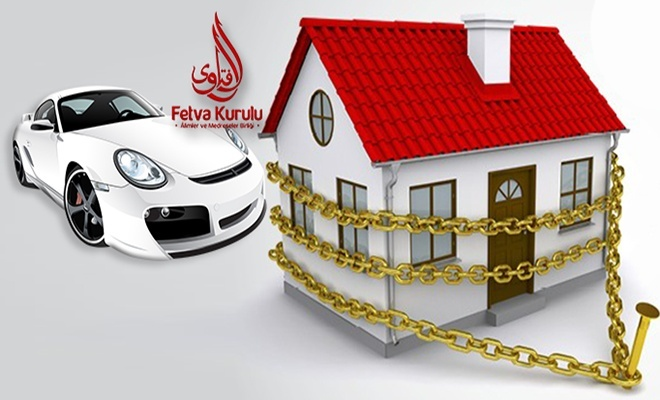 Bankaların haciz yoluyla elde ettikleri ev ve arabaları satın almak caiz midir?