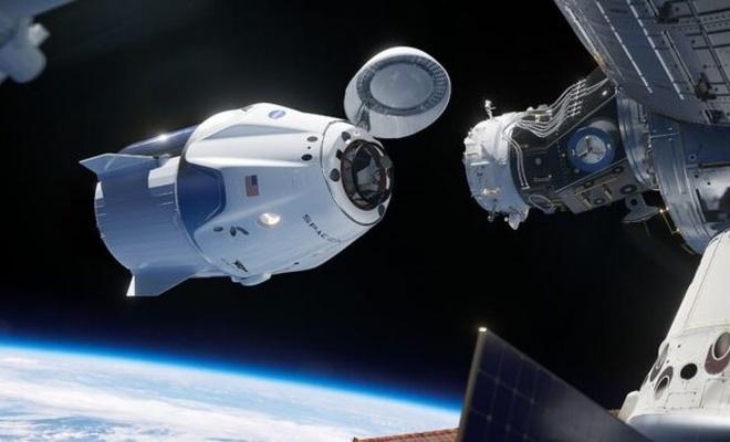 SpaceX'in ertelenen insanlı uzay görevi bugün yapılacak