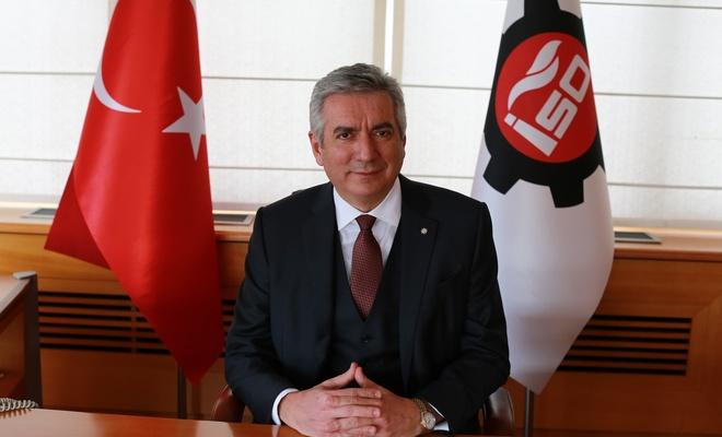 """İSO Başkanı Bahçıvan: """"Olumlu göstergeler umut veriyor"""""""