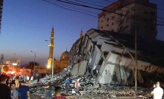Gazze'de şehidlerin sayısı 32'ye yükseldi