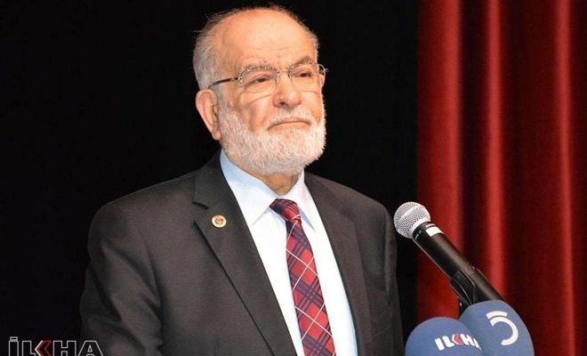 Karamollaoğlu: İşgalci israil'in insanlık dışı saldırılarına icraatla tepki verilmeli