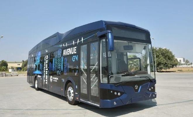 İlk defa lityum pilli elektrikli otobüsler bu ilimizde kullanılacak