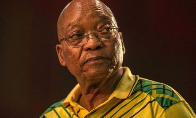 Güney Afrika`da yolsuzluk tutuklamaları