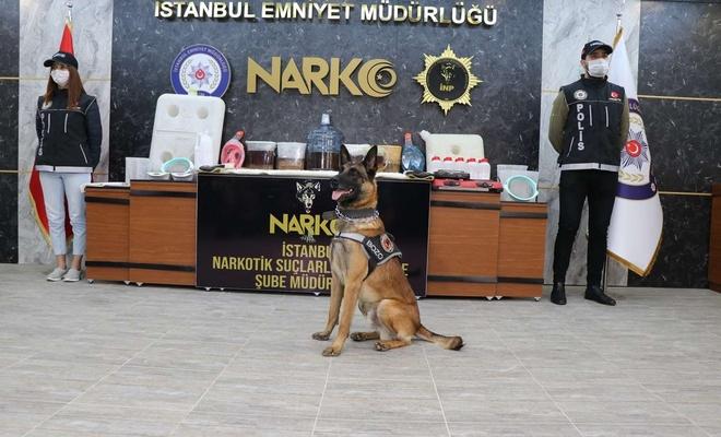 İstanbul'da uyuşturucu operasyonu: 2 tutuklama